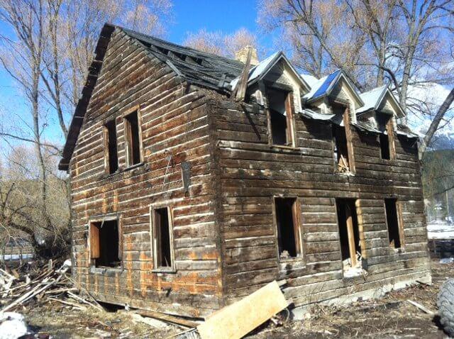 Heritage Build Pre Takedown