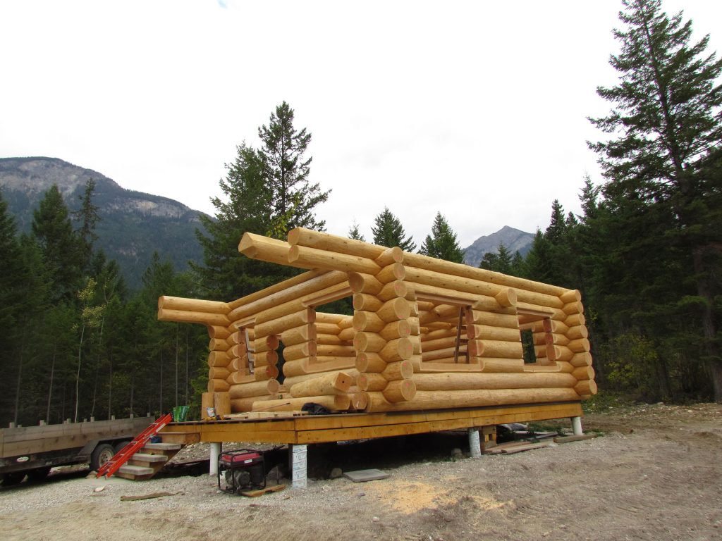 Stonehouse Woodworks | Photo Gallery | Custom Log Homes ...