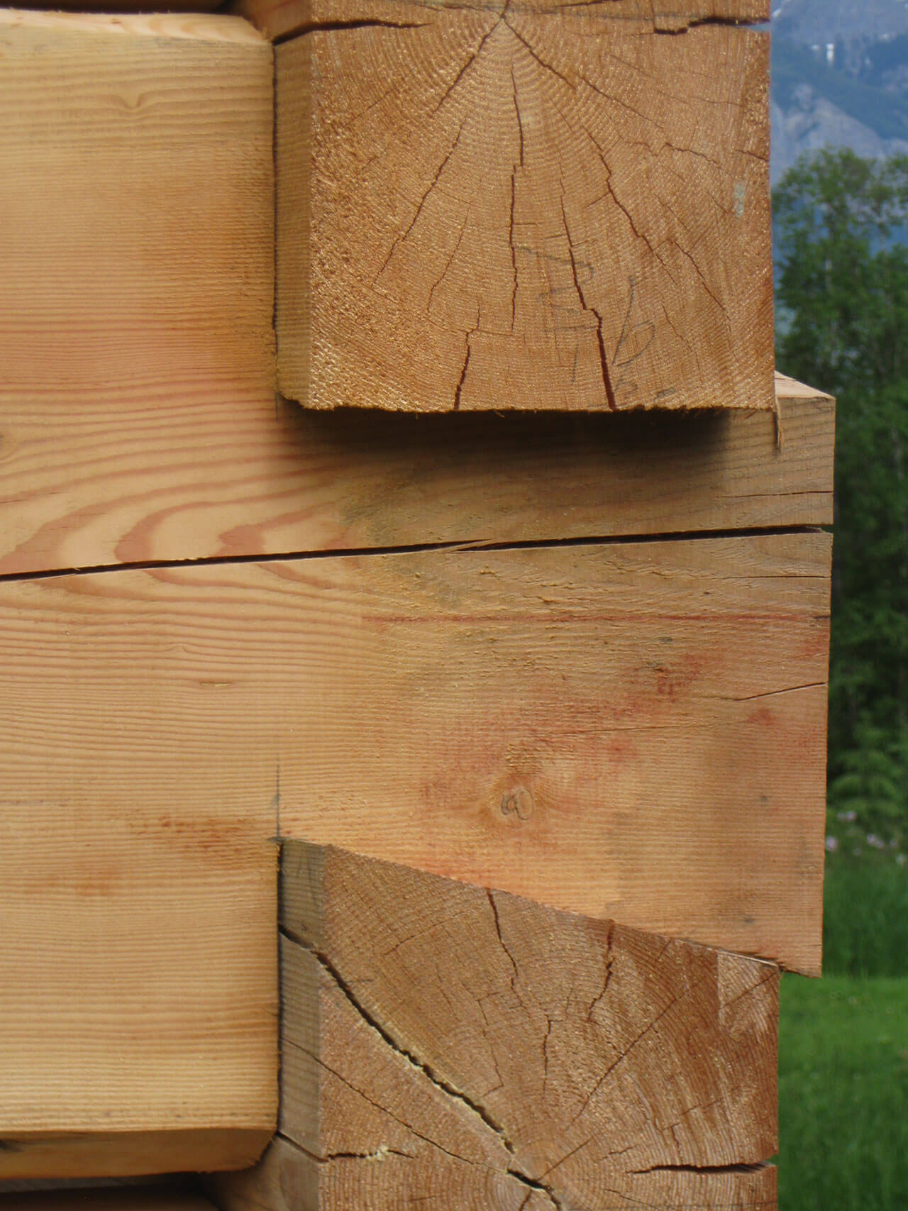 Stonehouse Woodworks Dovetail Log Notches Jig By Hand